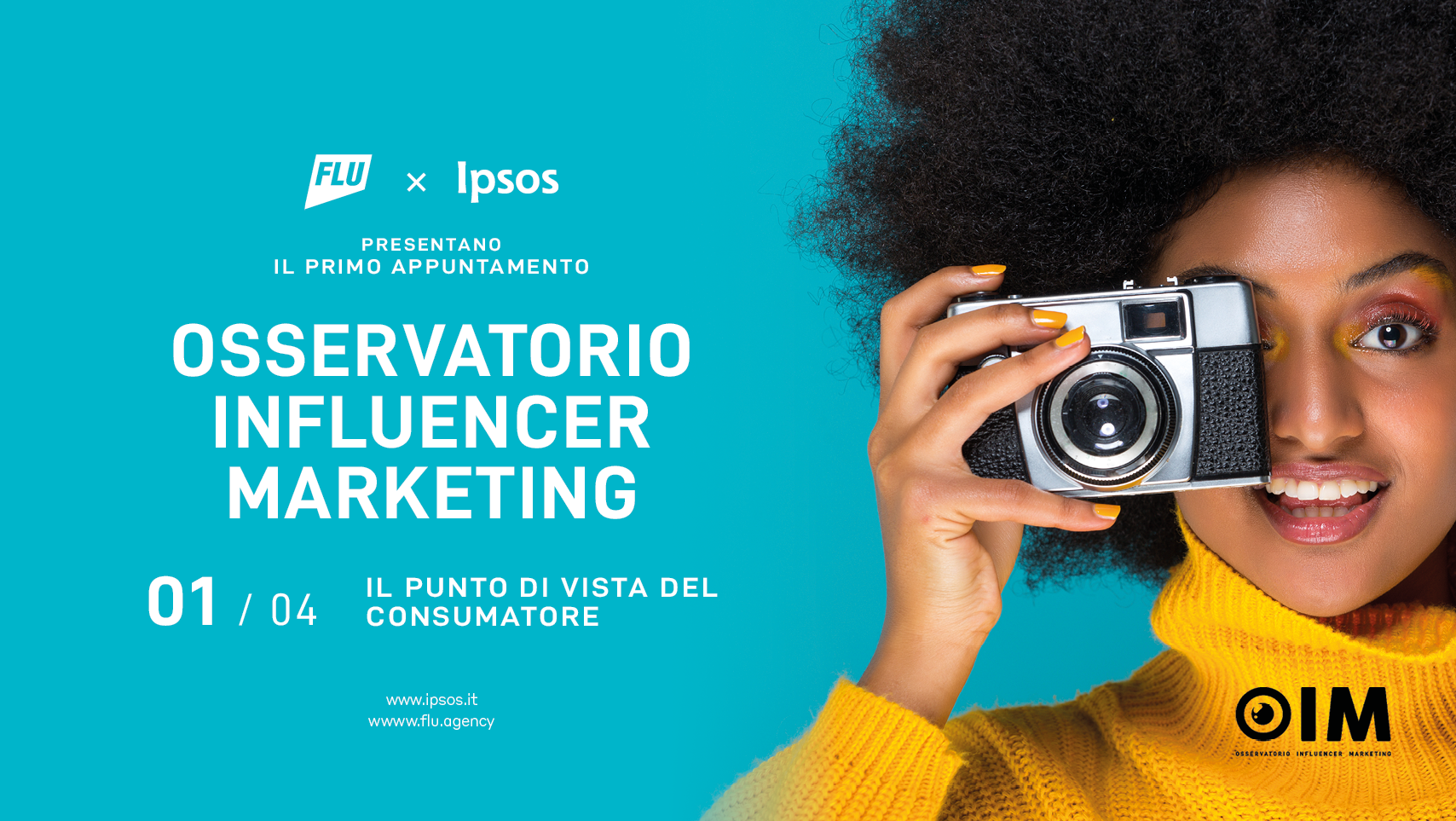 Il primo appuntamento: l'influencer marketing e consumatori